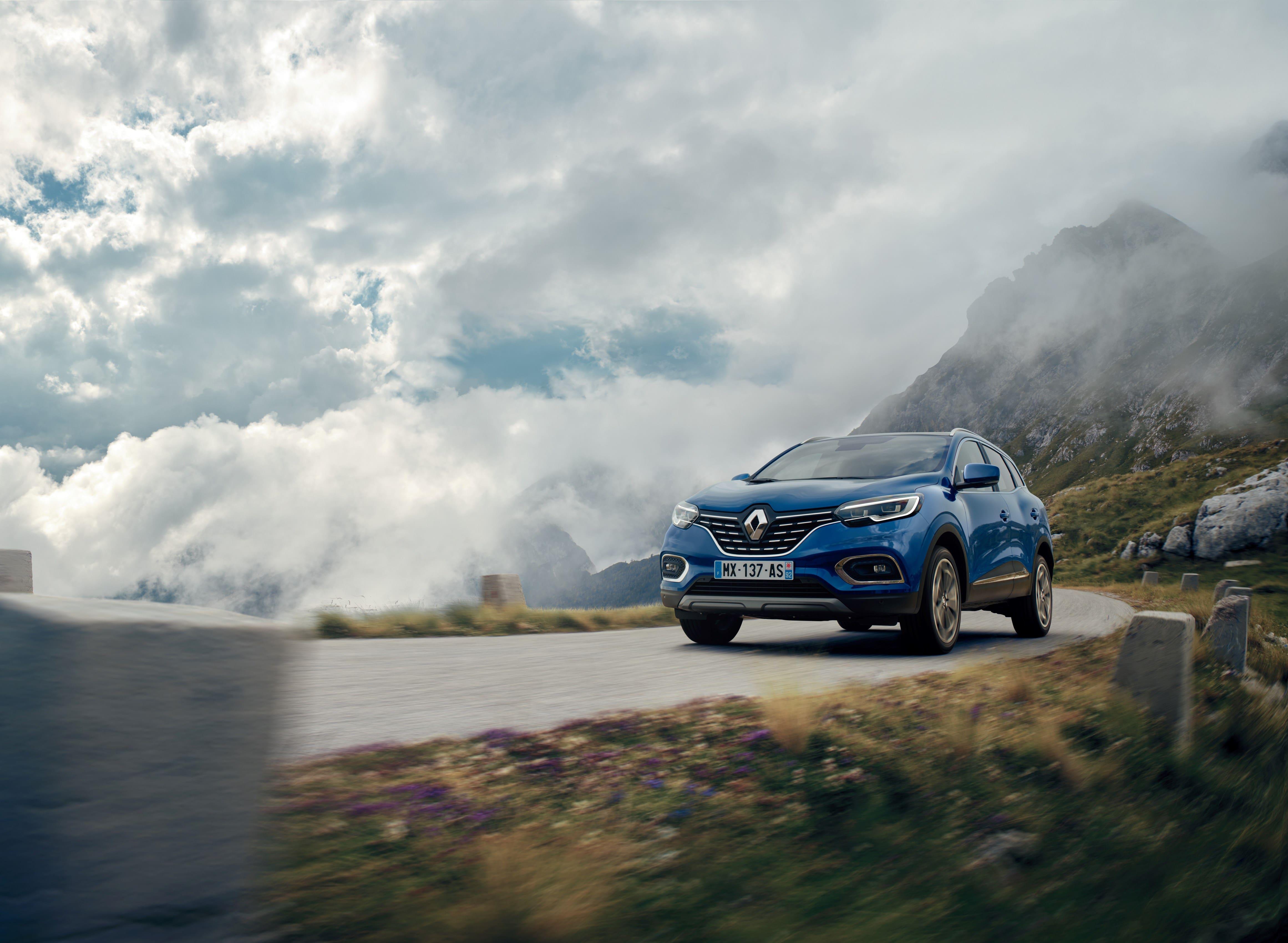 Renault Kadjar a primit un facelift interesant