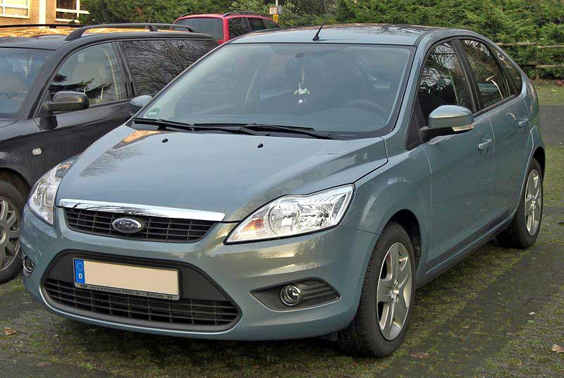 Teapa Ford Focus Second Hand