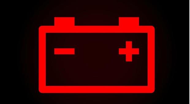 alerta baterie