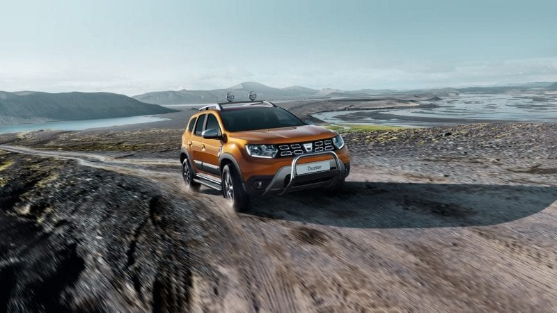 Productia uzinei Dacia in primele 9 luni ale lui 2018