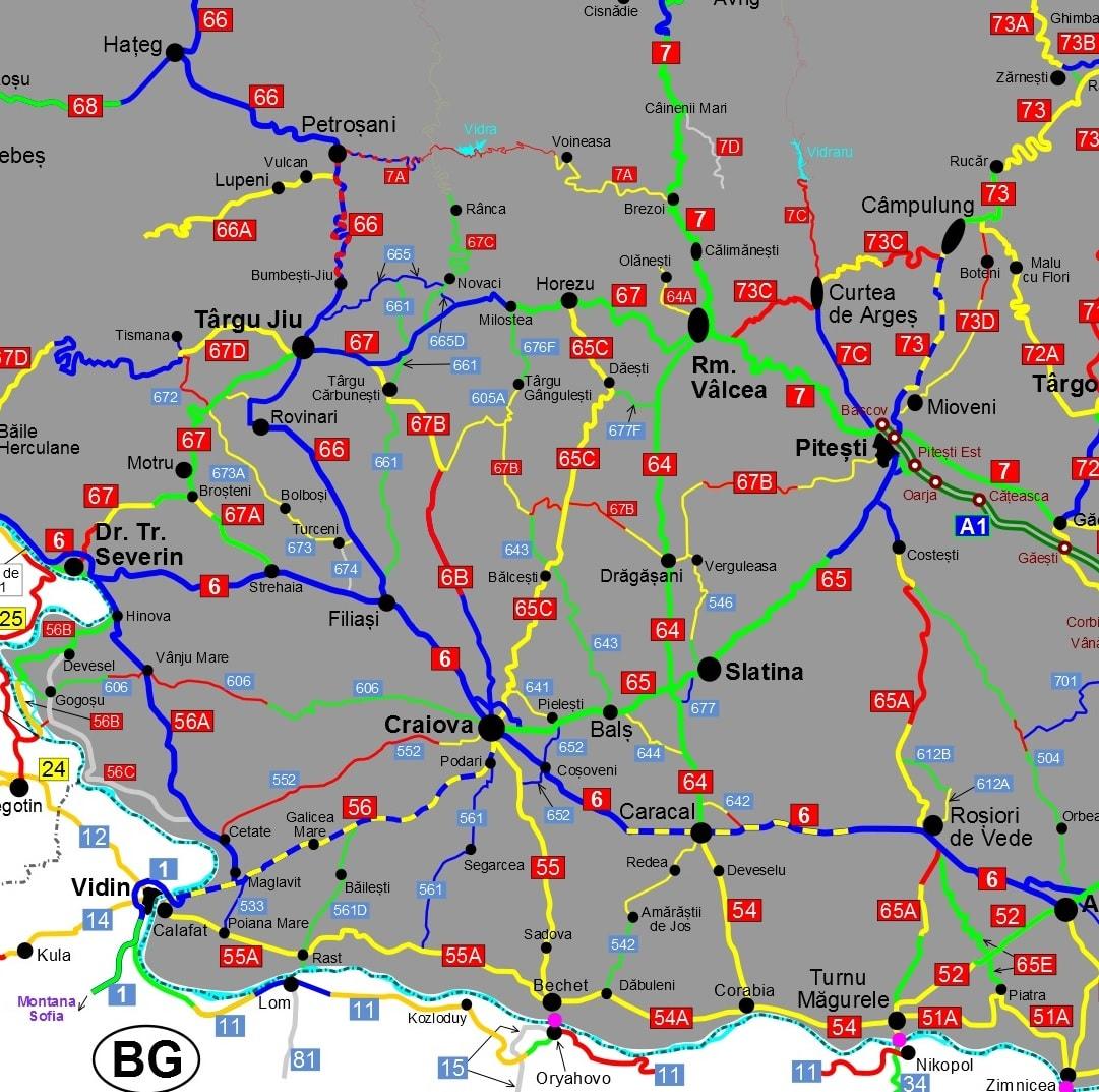 Drumuri Naționale Inchise și Trenuri Anulate Romania Radio