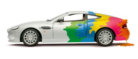 Ce culori prefera romanii la masini? (Infografic)